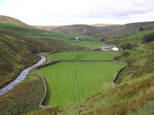 Brennand Valley - geograph.org.uk - 567512