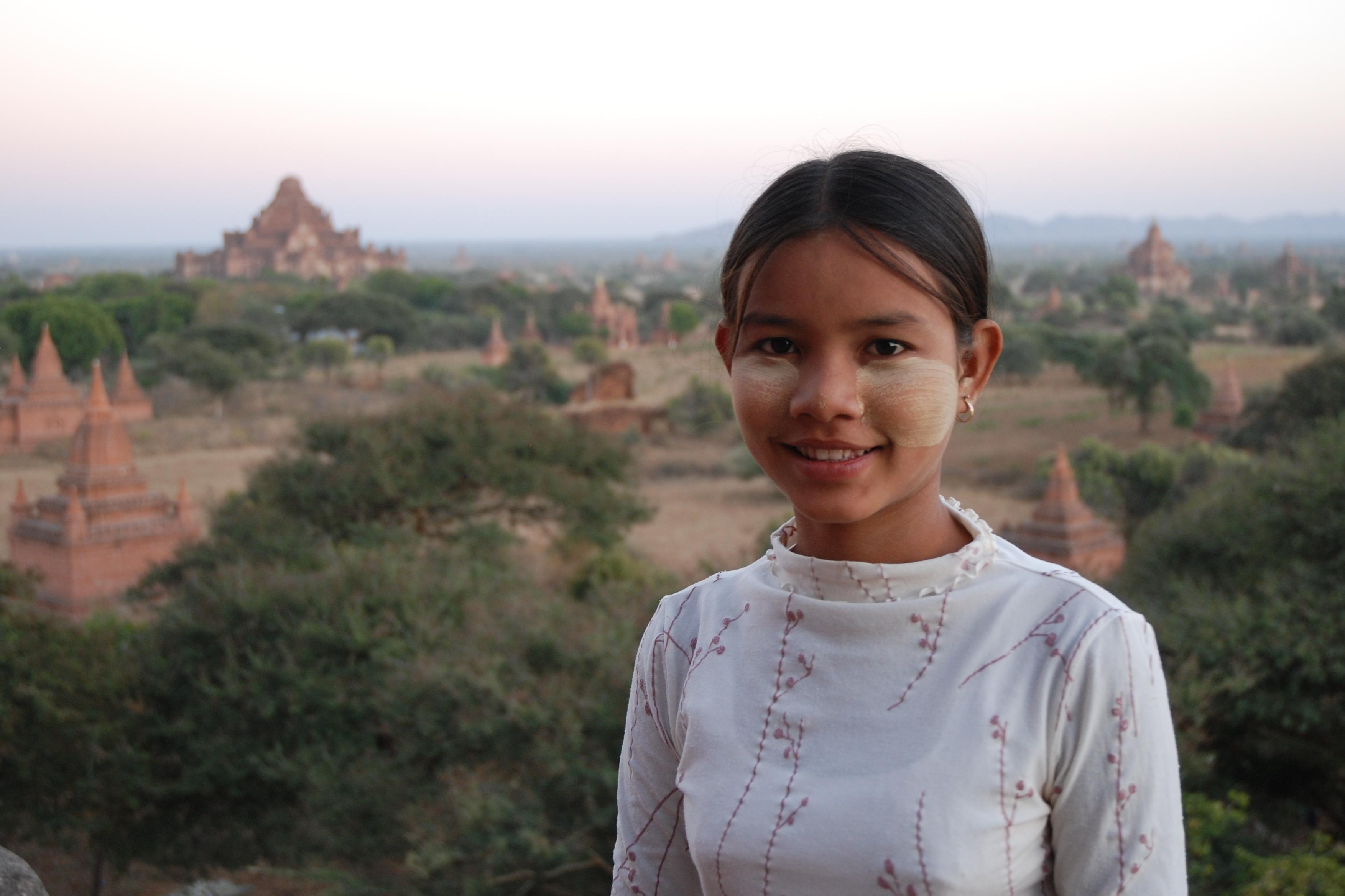 Burmese online dating