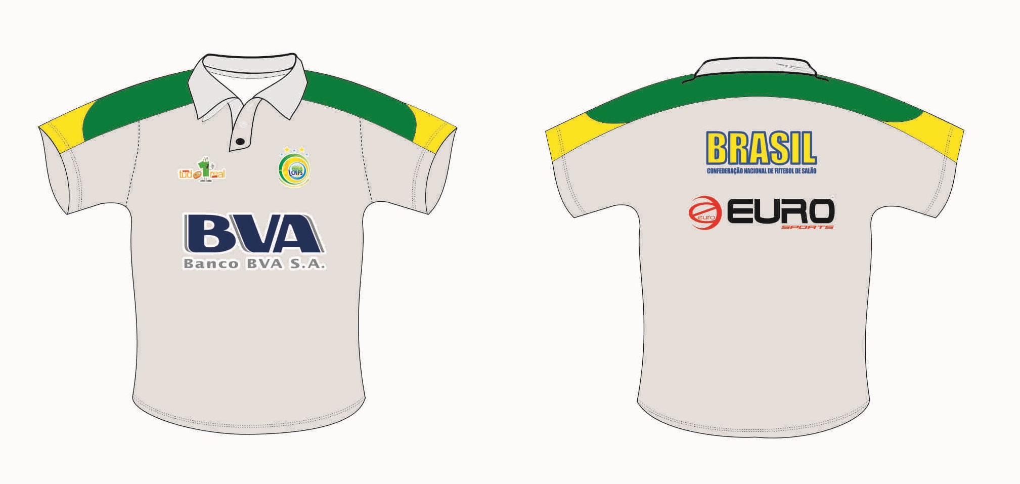 Uniformes da Confederação Nacional de Futebol de Salão (CNFS) - Wikiwand f3e22829af437