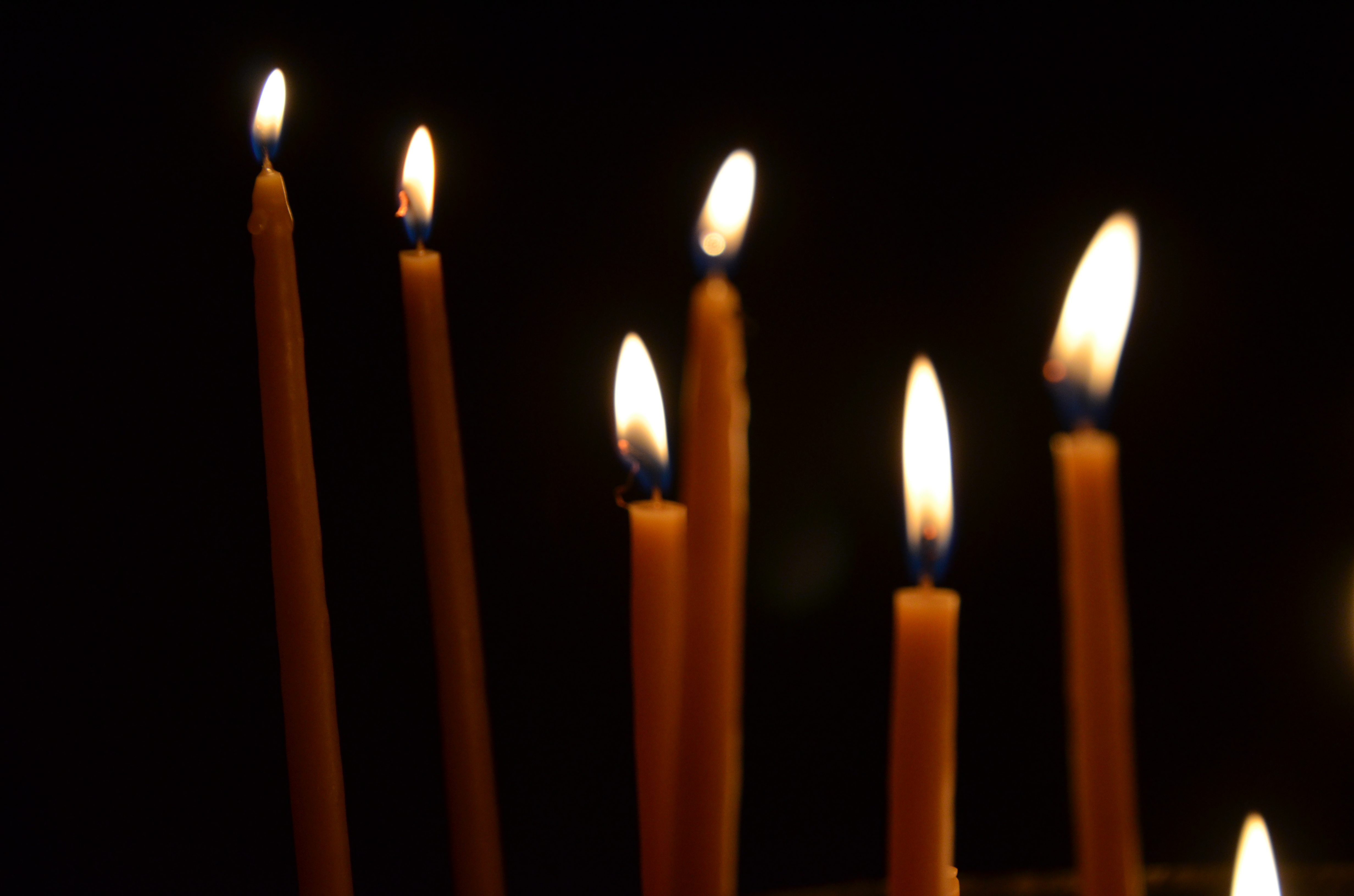 Birthday Cake Candles History