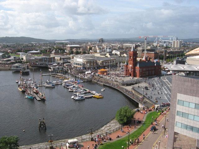 Cardiff Bay, Cardiff