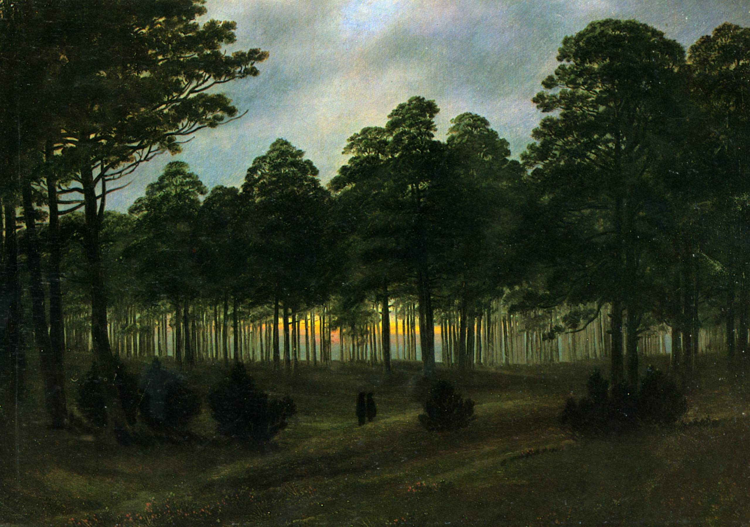 file caspar david friedrich wikimedia commons. Black Bedroom Furniture Sets. Home Design Ideas