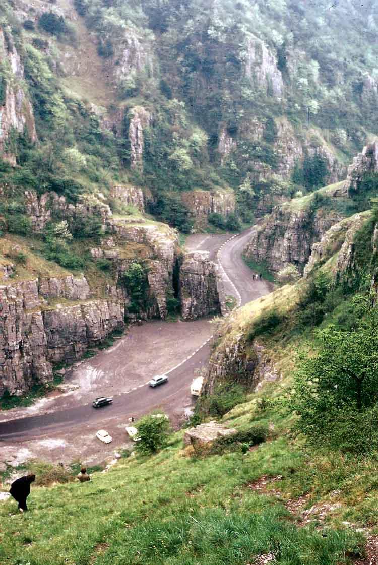 Image result for Desfiladero de Cheddar