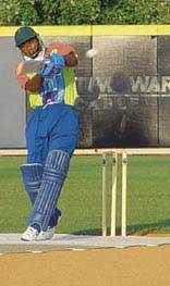 Marlon Samuels Jamaican cricketer
