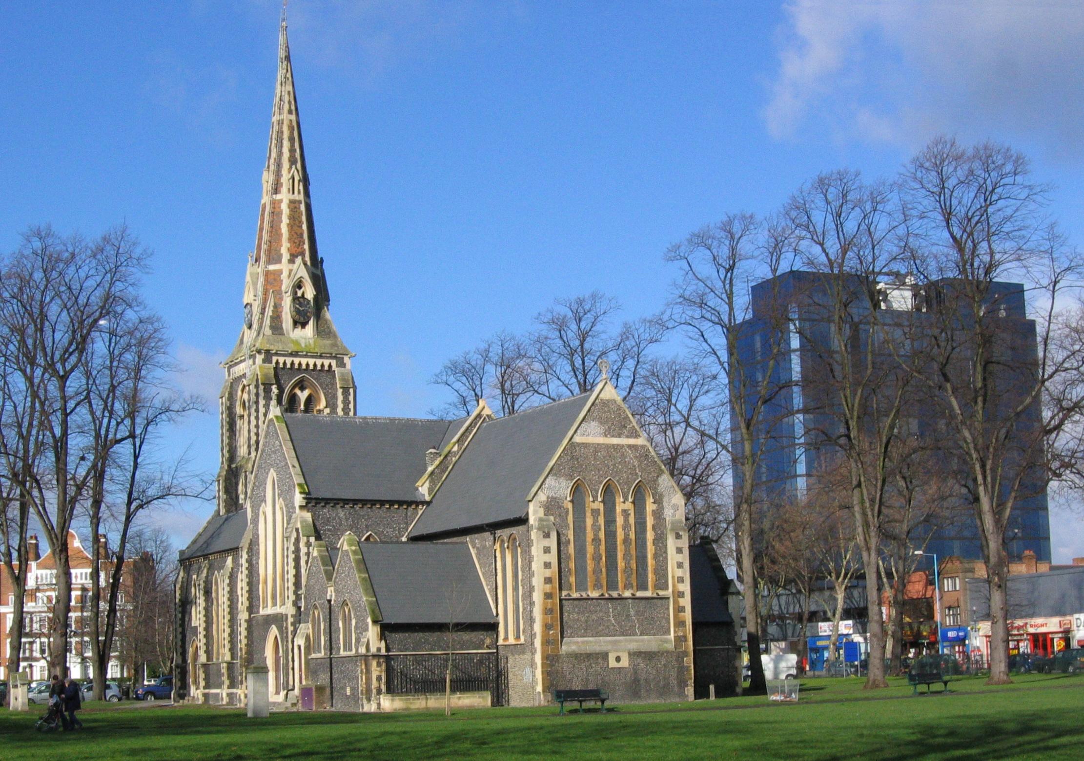 Christ Church Picture: Familypedia