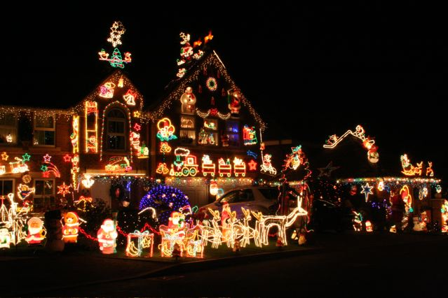 Puertas Decoradas En Navidad Psra Las Clades
