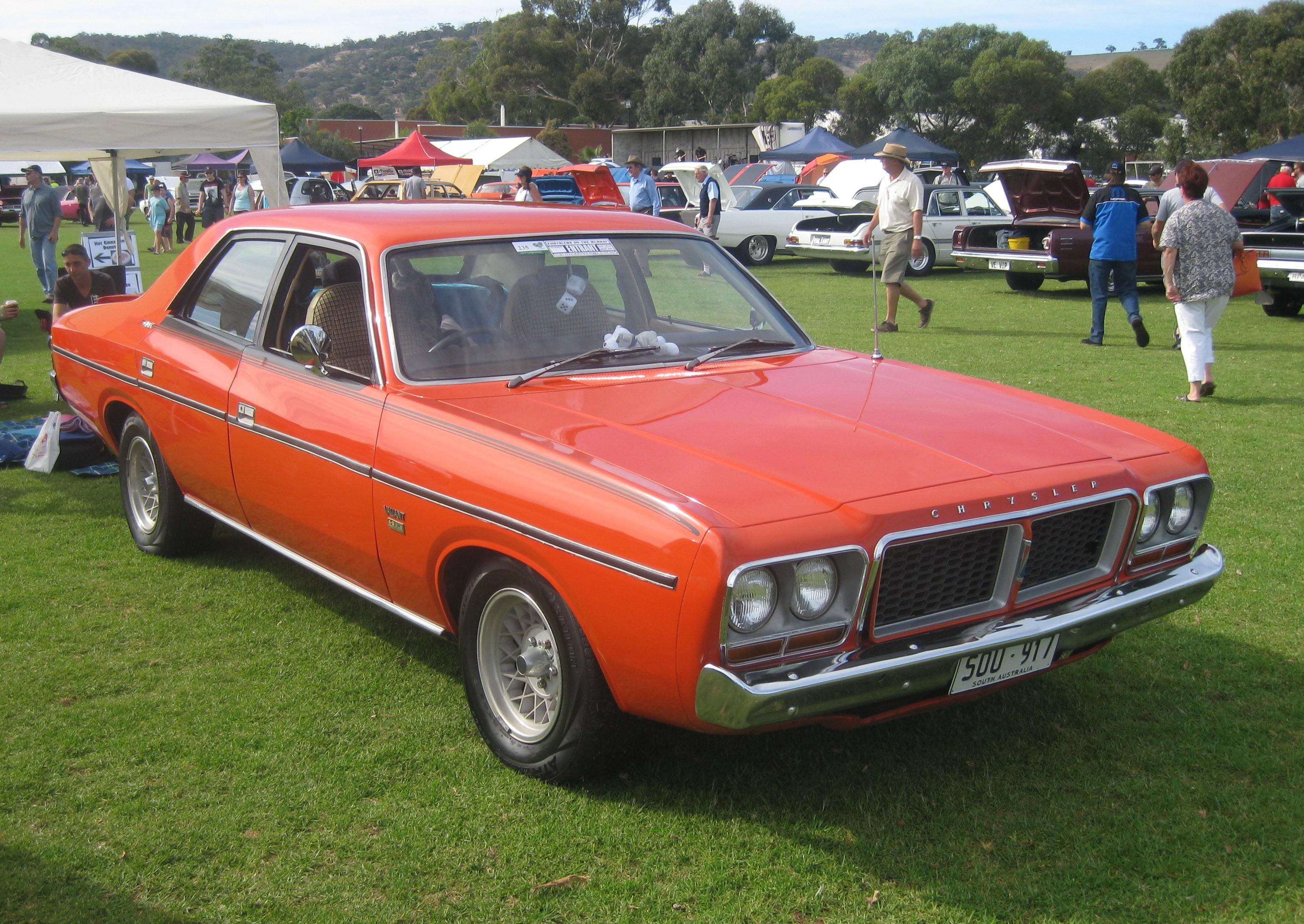 Chrysler Valiant - Wikiwand