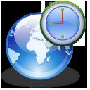 Clock UT+9