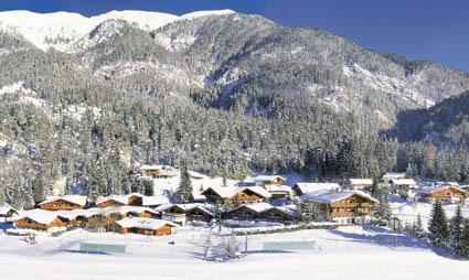 Cordial Hotel Achenkirch Osterreich