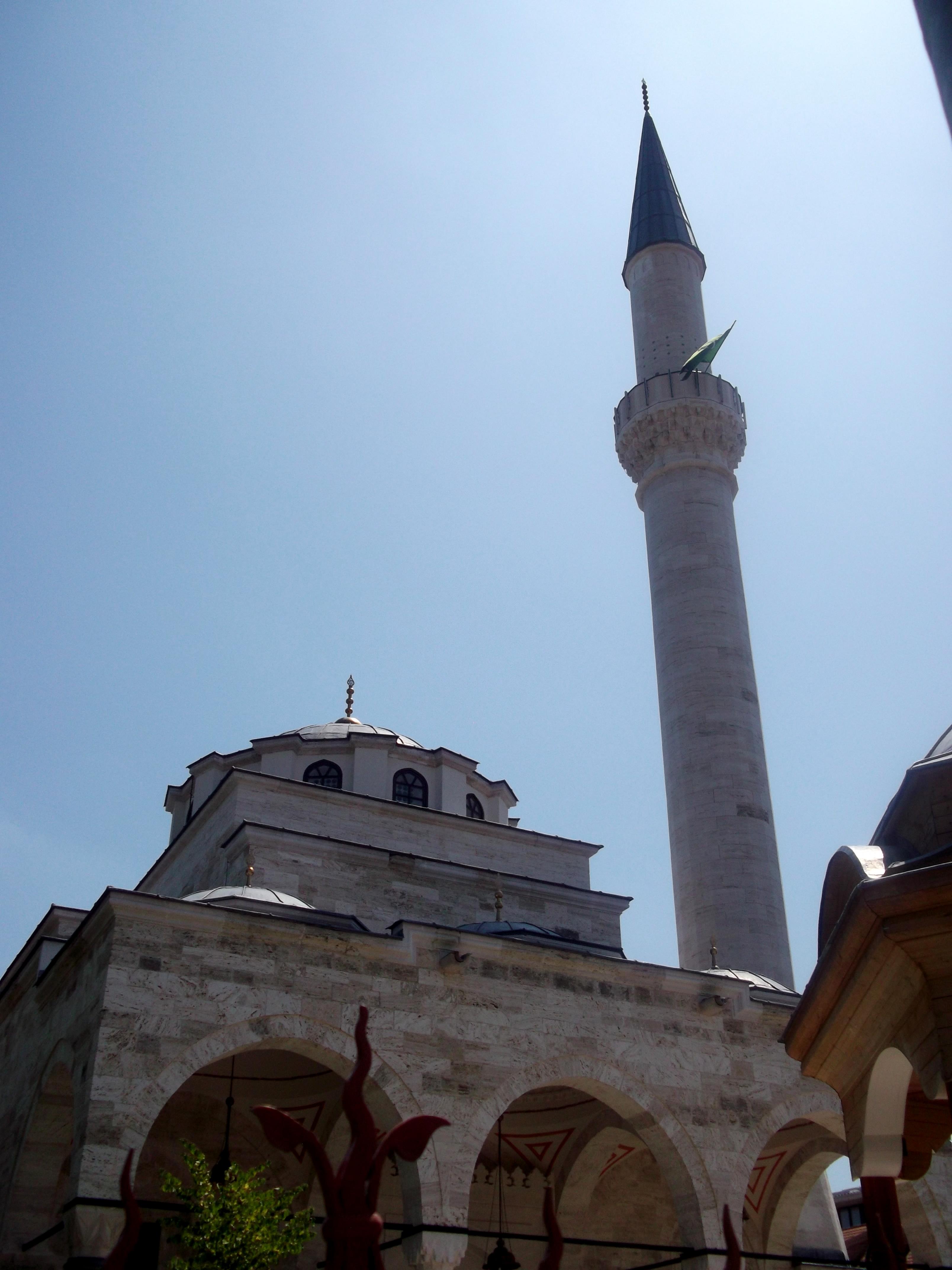File Dzamija Ferhadija U Banjoj Luci Jpg Wikimedia Commons