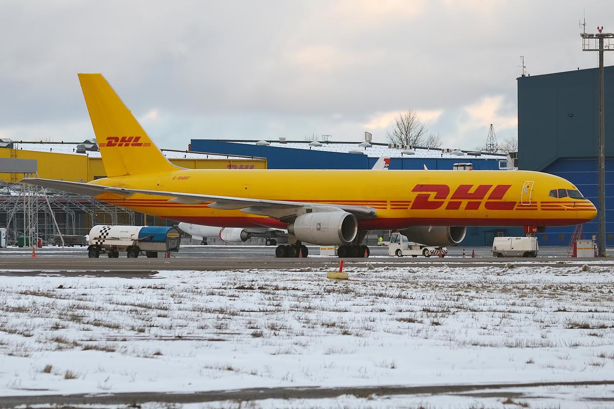 File:DHL Air, G-BMRF, Boeing 757-236 SF (26076512286) jpg