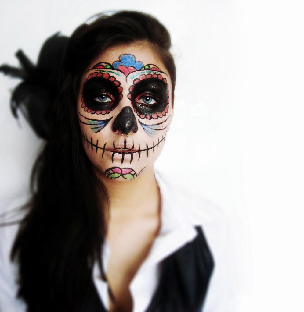 Face Paint Costume Ideas