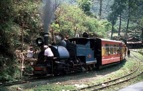 Darjeeling Eisenbahn