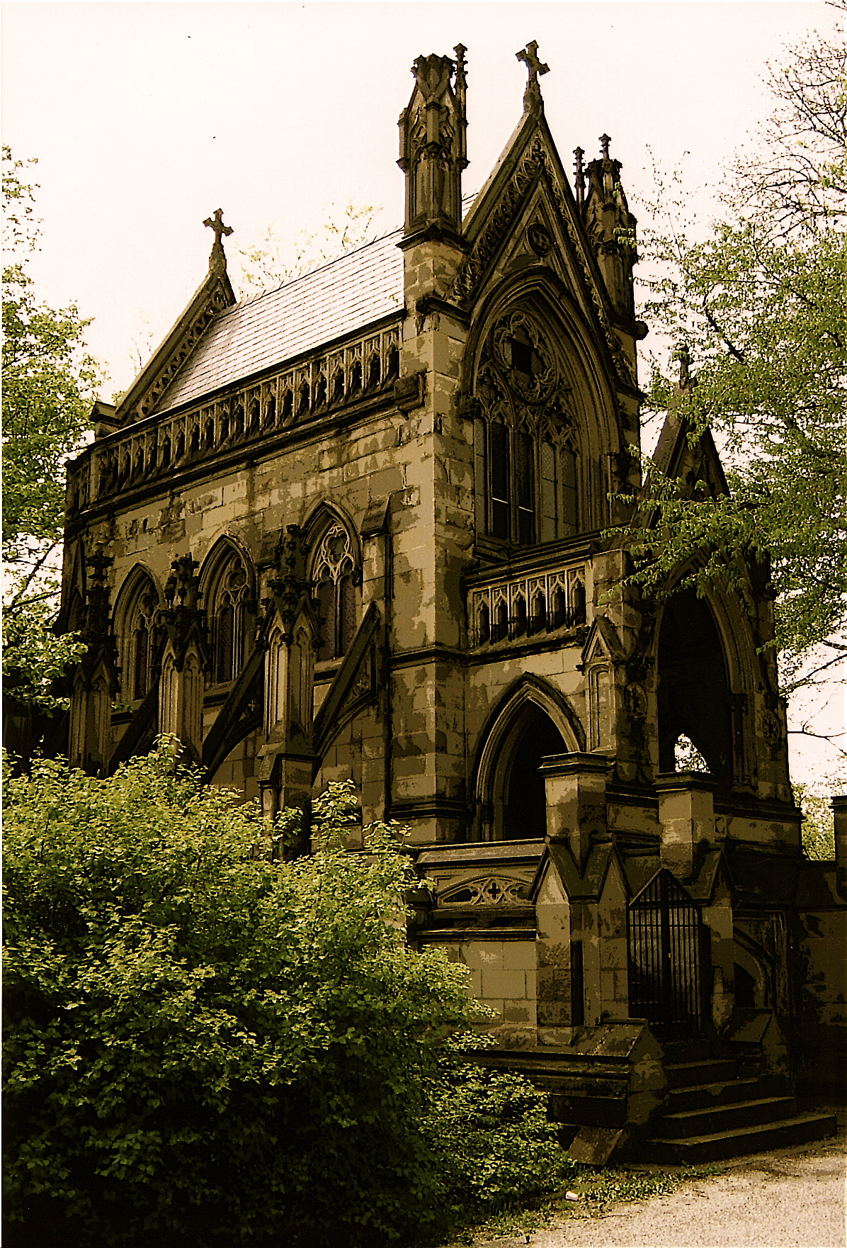 Spring Grove Cemetery - Wikipedia