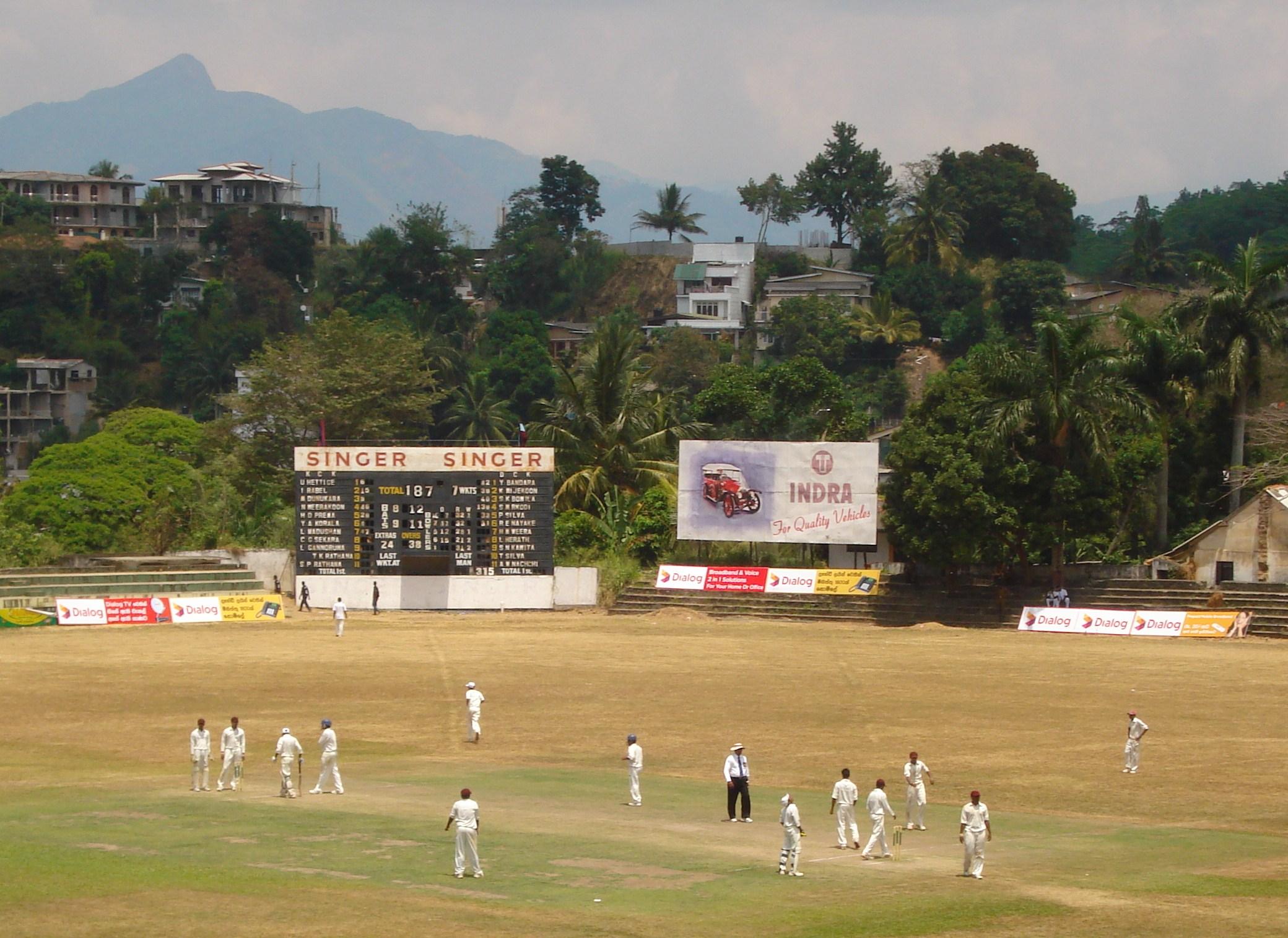 Asgiriya Stadium - Wikipedia