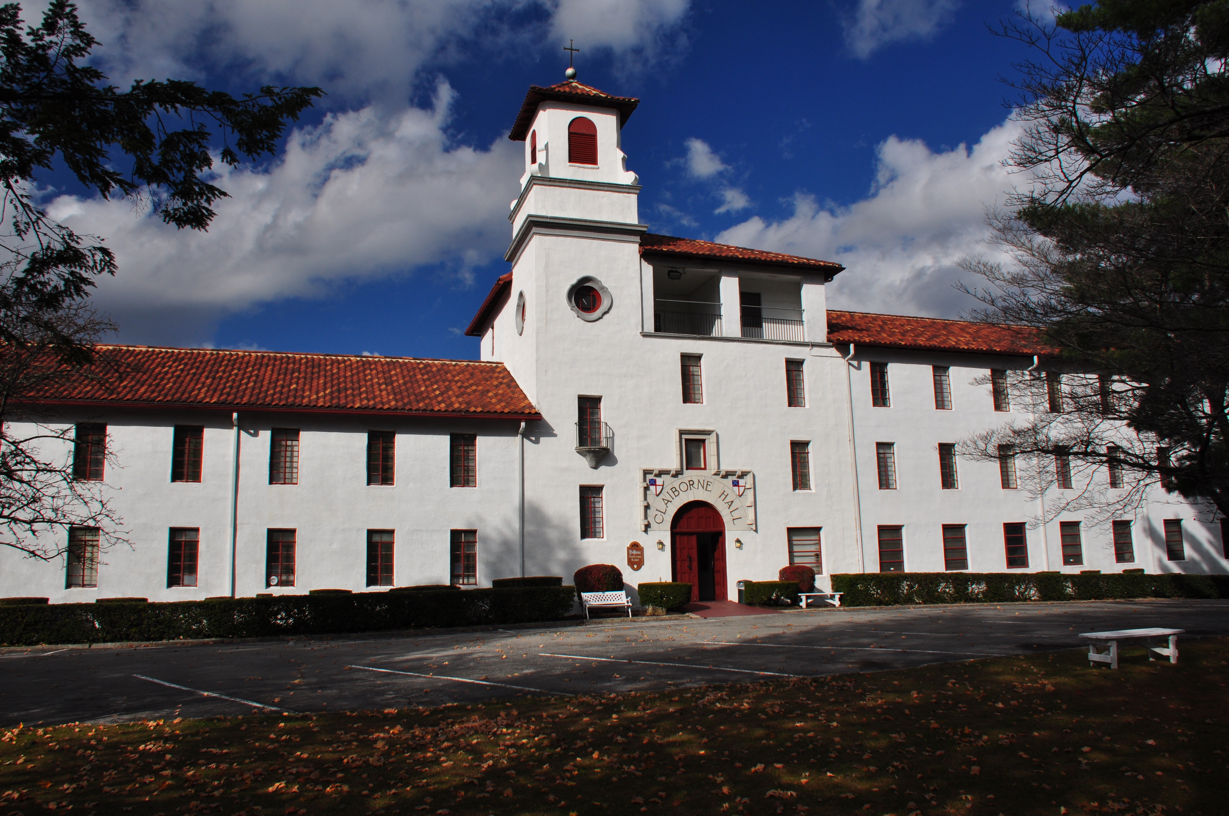 DuBose Conference Center - Wikipedia
