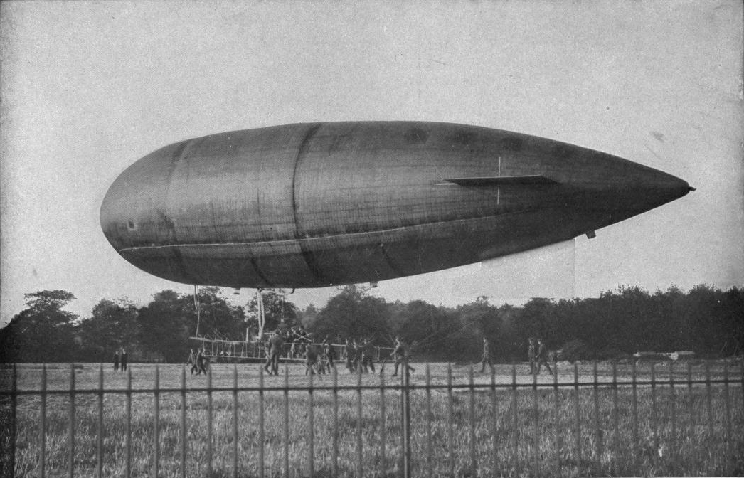 EB1911 Aeronautics Fig 3. - British Army Dirigible.png