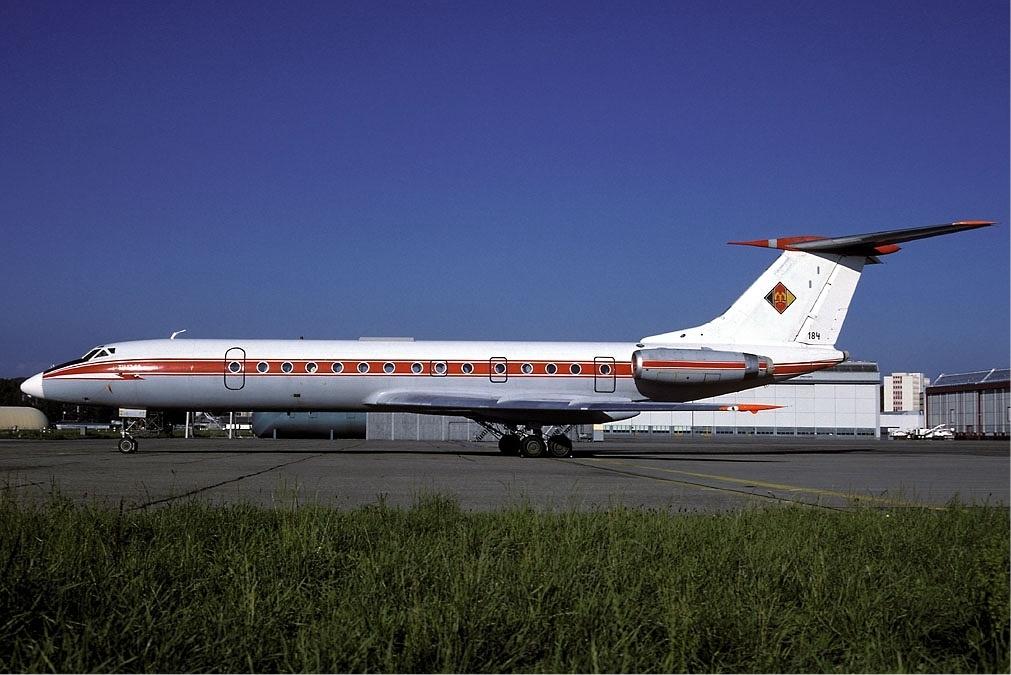 File East German Air Force Tupolev Tu 134 Wallner Jpg