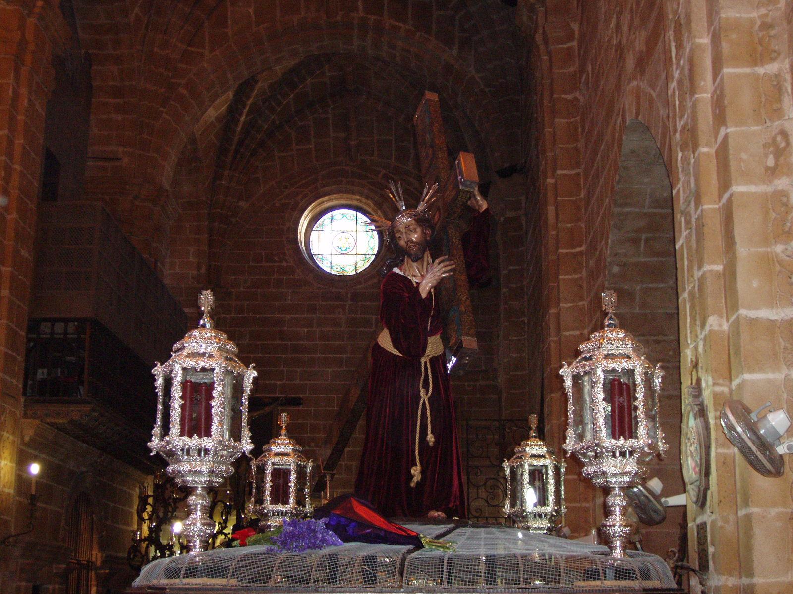 el puerto de santa maria semana santa: