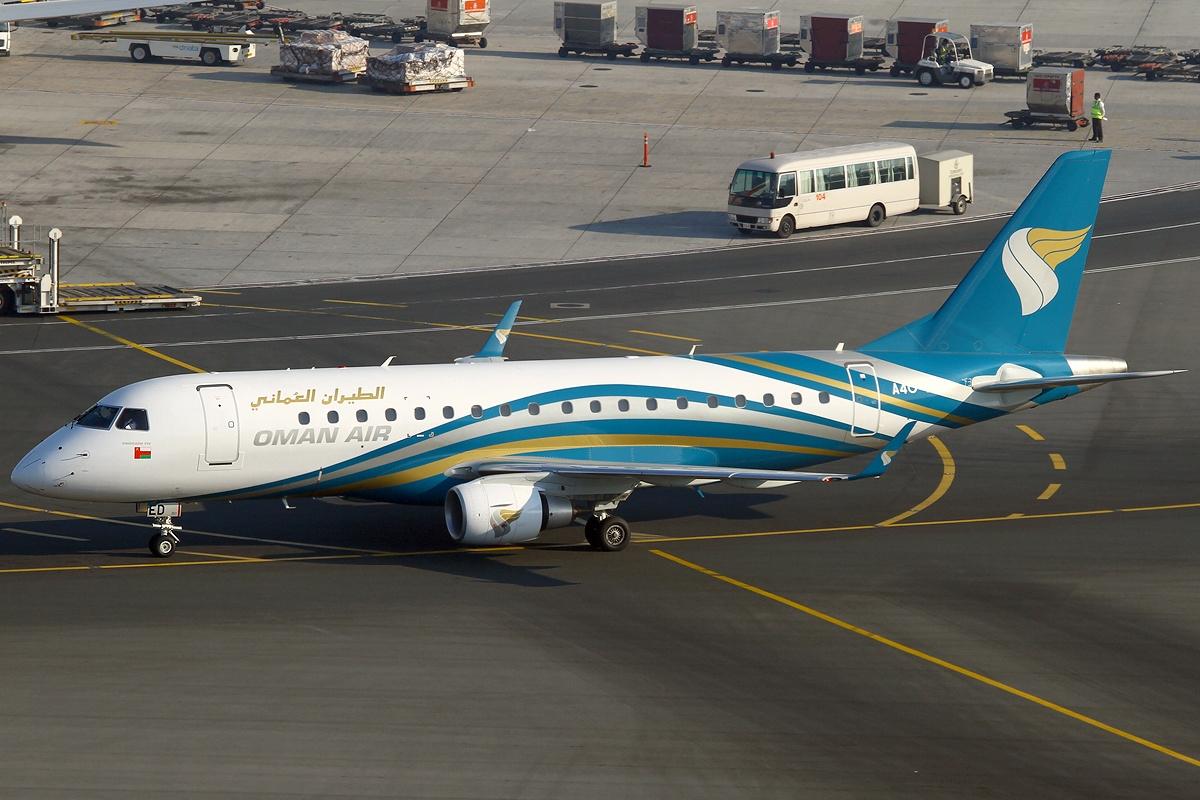 File:Embraer ERJ-170-200LR 175LR, Oman Air AN2228357.jpg ... - photo#12