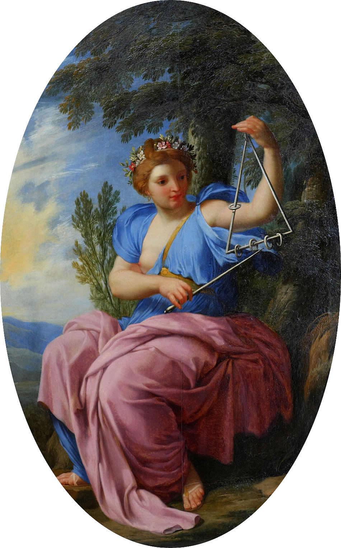 Fichier:Eustache Le Sueur - The Muse Terpsichore - WGA12616.jpg ...