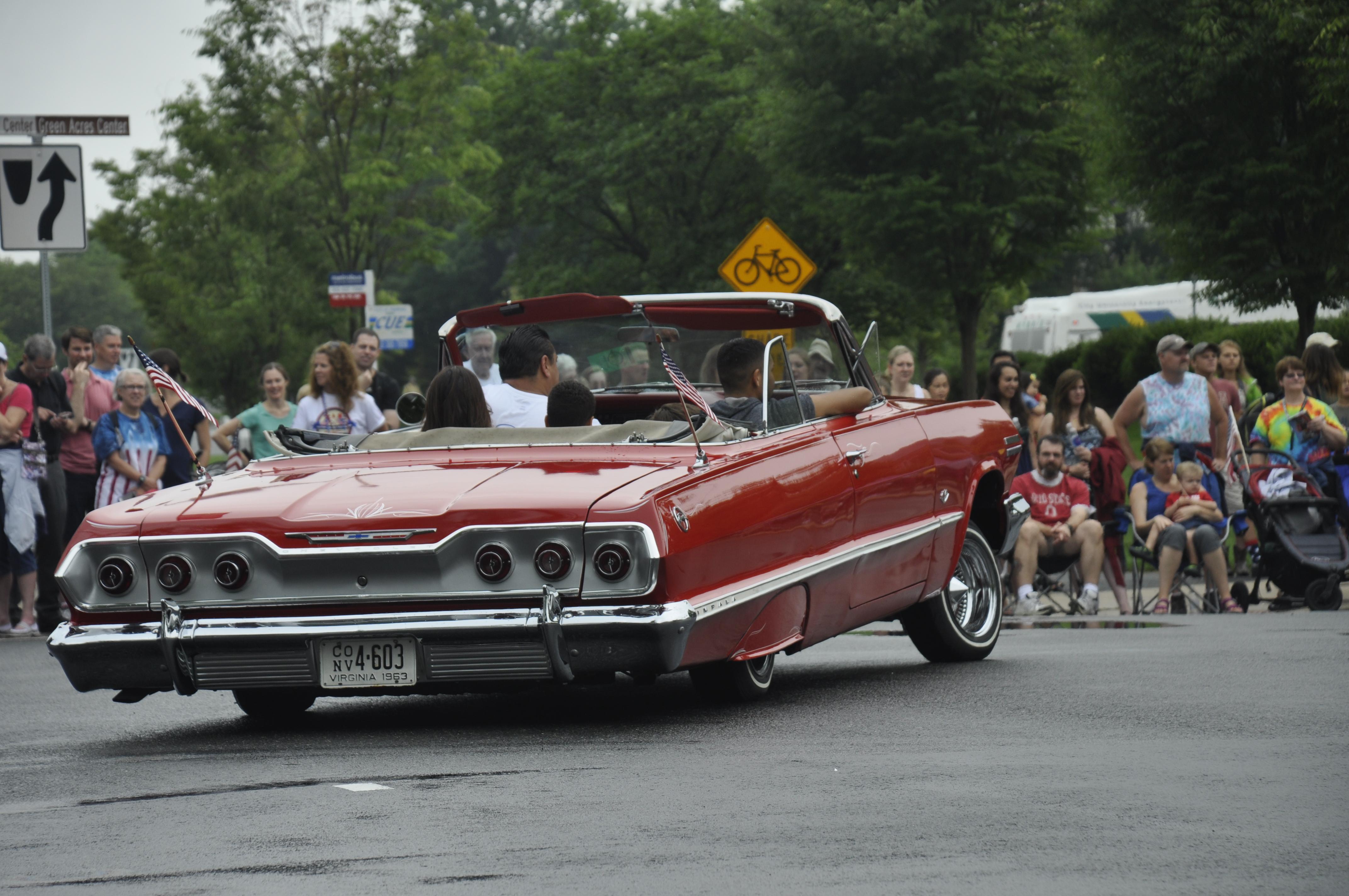 Filefairfax City Parade 2015 07 04 Chevrolet Impala Convertible
