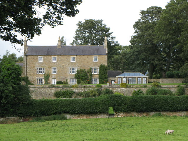 Fallowfield House (2) - geograph.org.uk - 528692