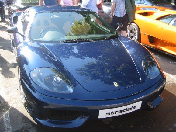 Ferrari 360 wikip dia a enciclop dia livre for Dado arredamenti modena