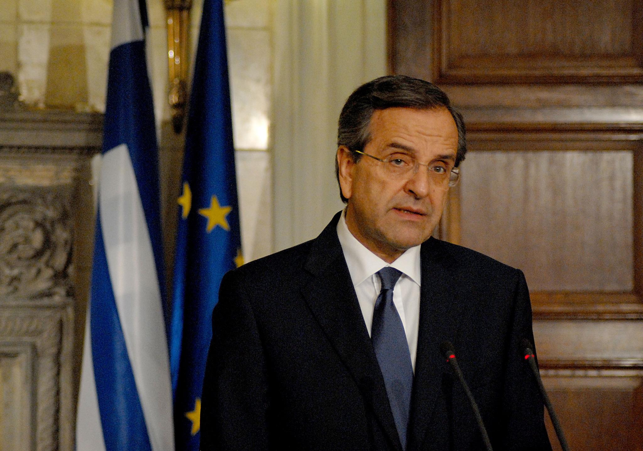 Χαιρετισμοι της θεοτοκου Wikipedia: Πρωθυπουργός της Ελλάδας