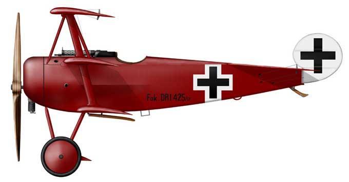 File:Fokker Dr I Richthofen.jpg