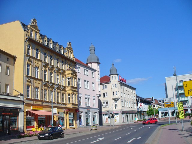 Forst - Altstadt (Old Town) - geo.hlipp.de - 39116.jpg