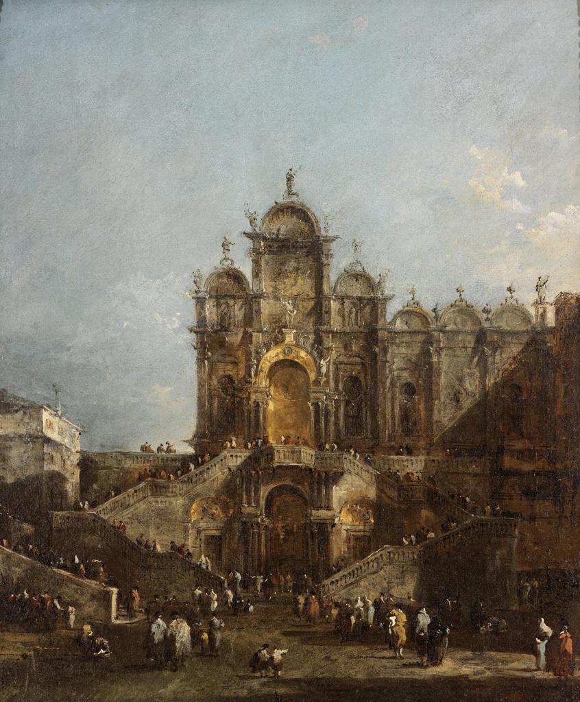 Scuola Di San Marco With Loggia