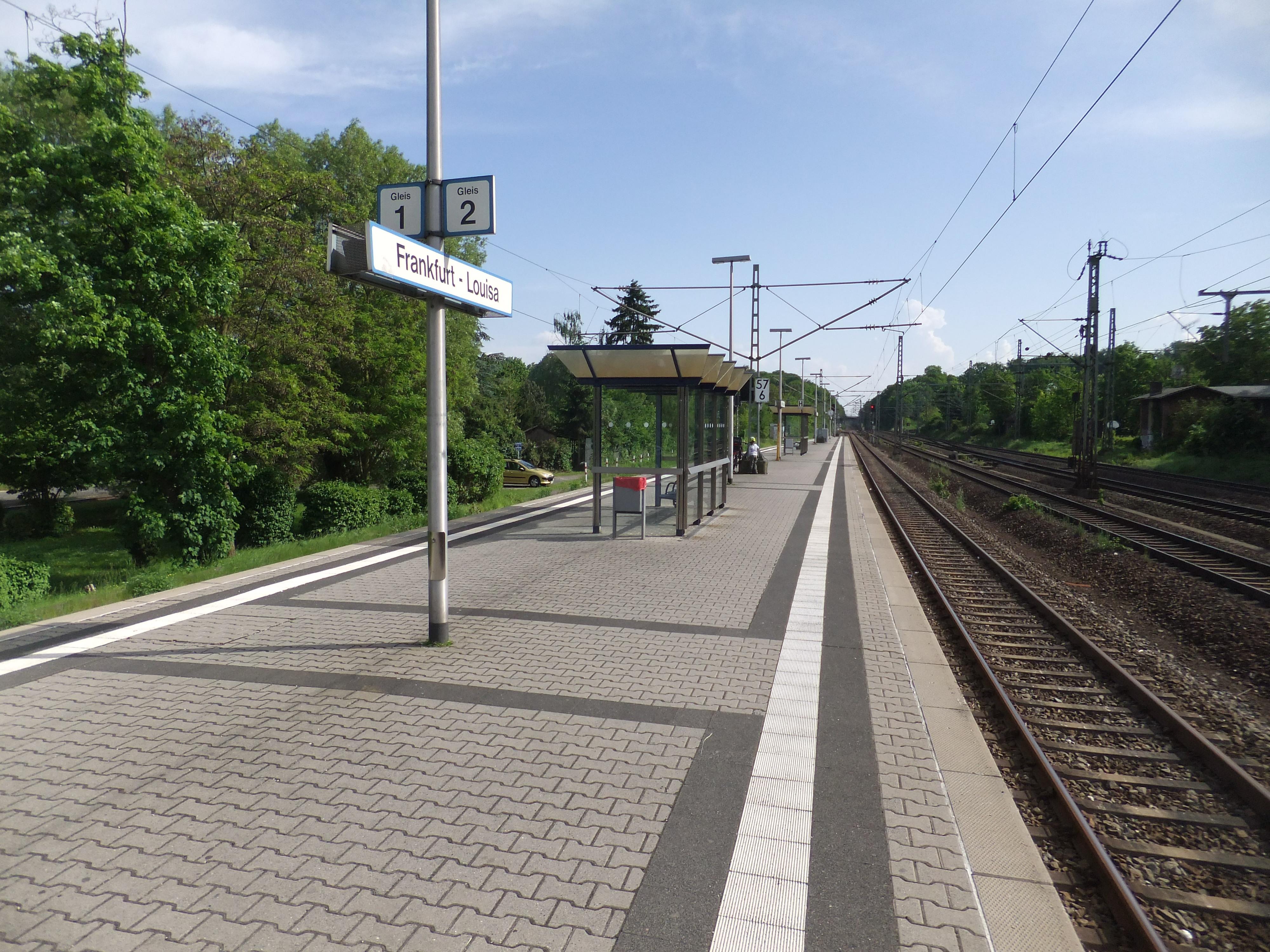 Parken Am Frankfurter Hauptbahnhof