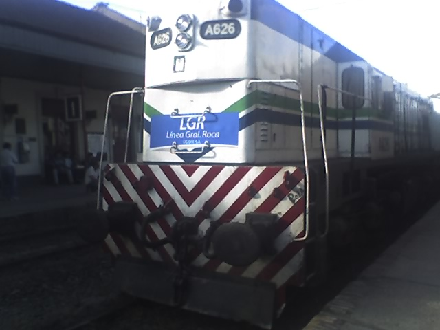 El tren general Roca