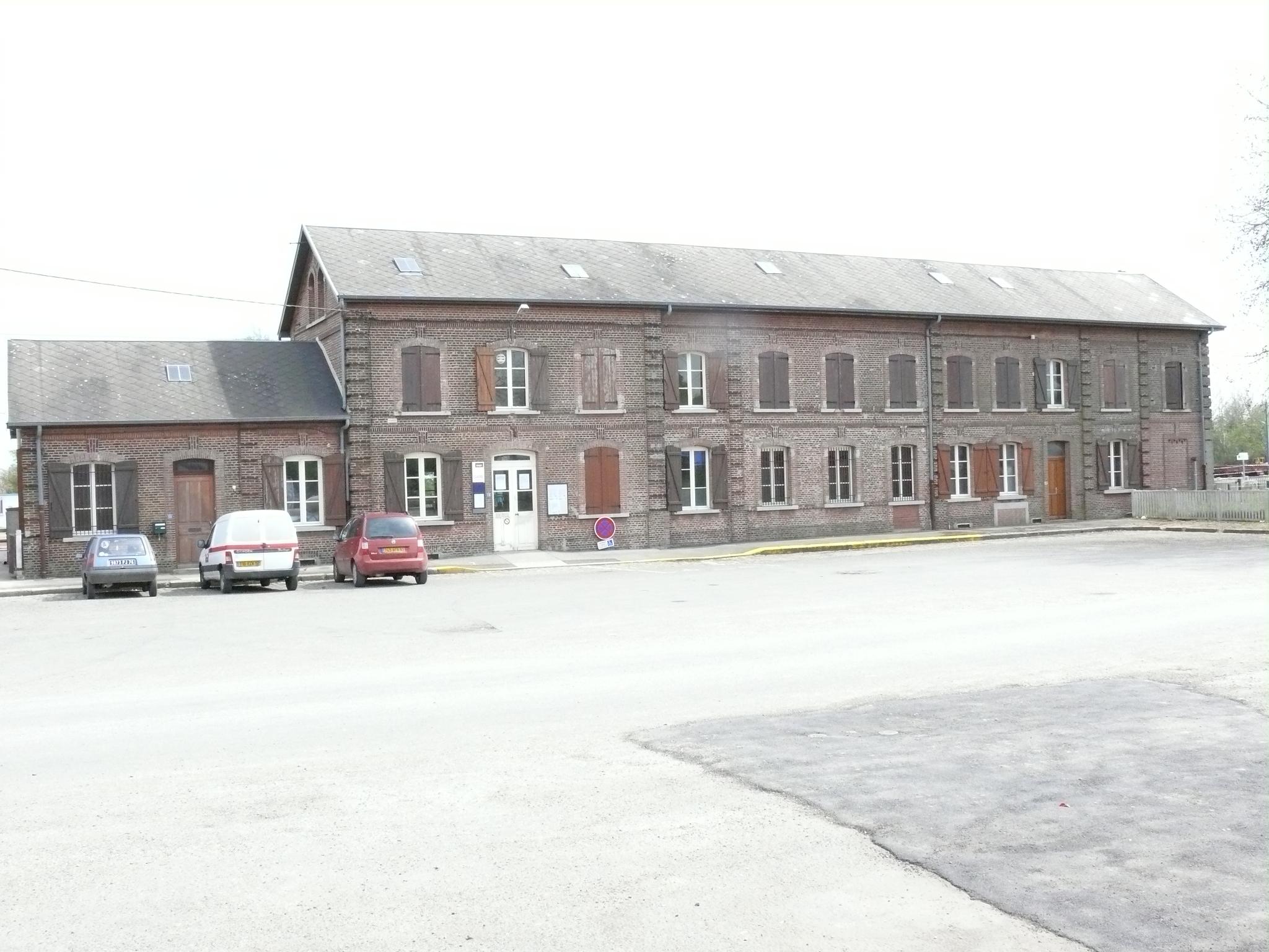 Garage Abancourt