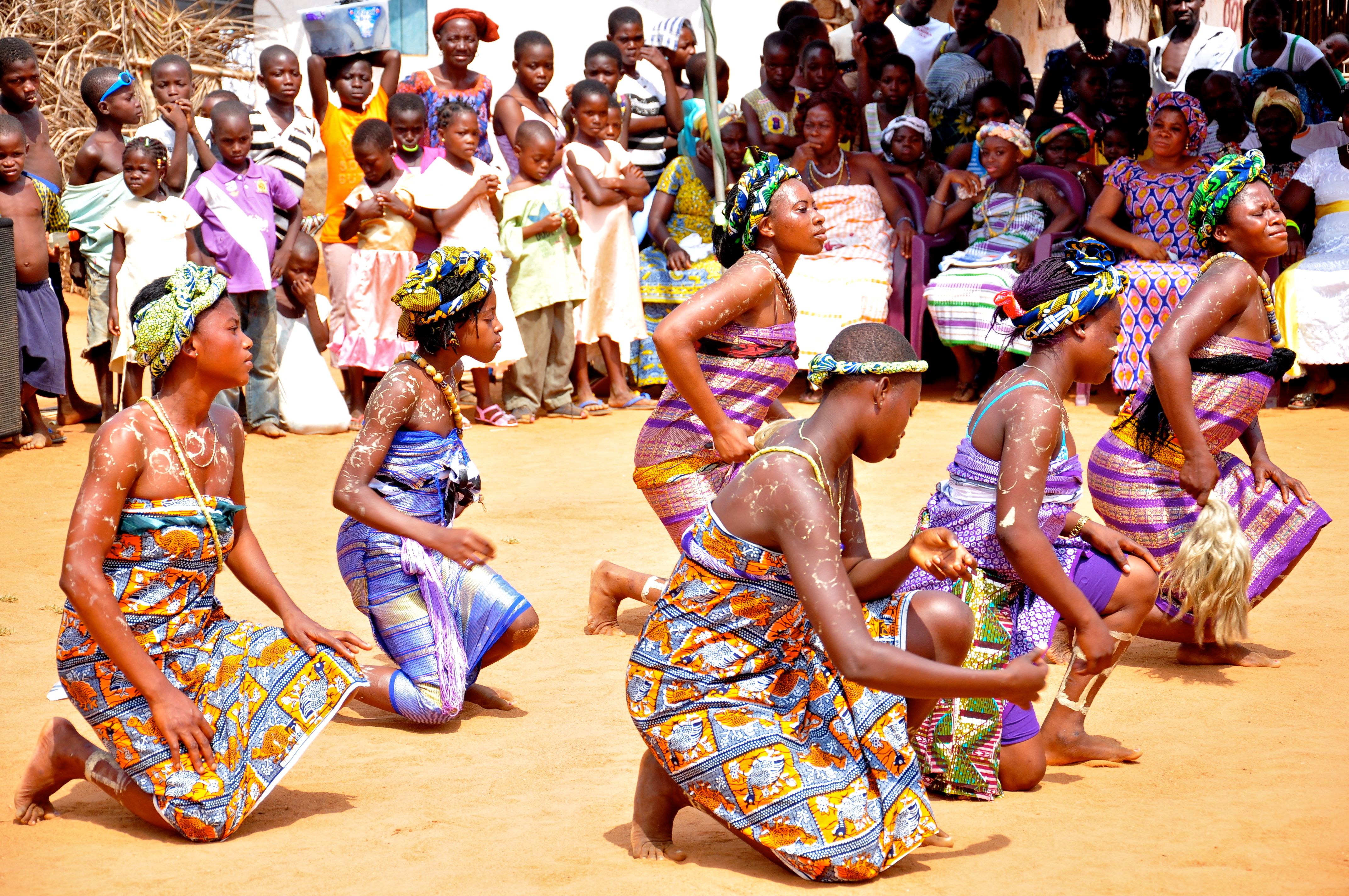 Pictures Of Ghana Women Club Dancing 95