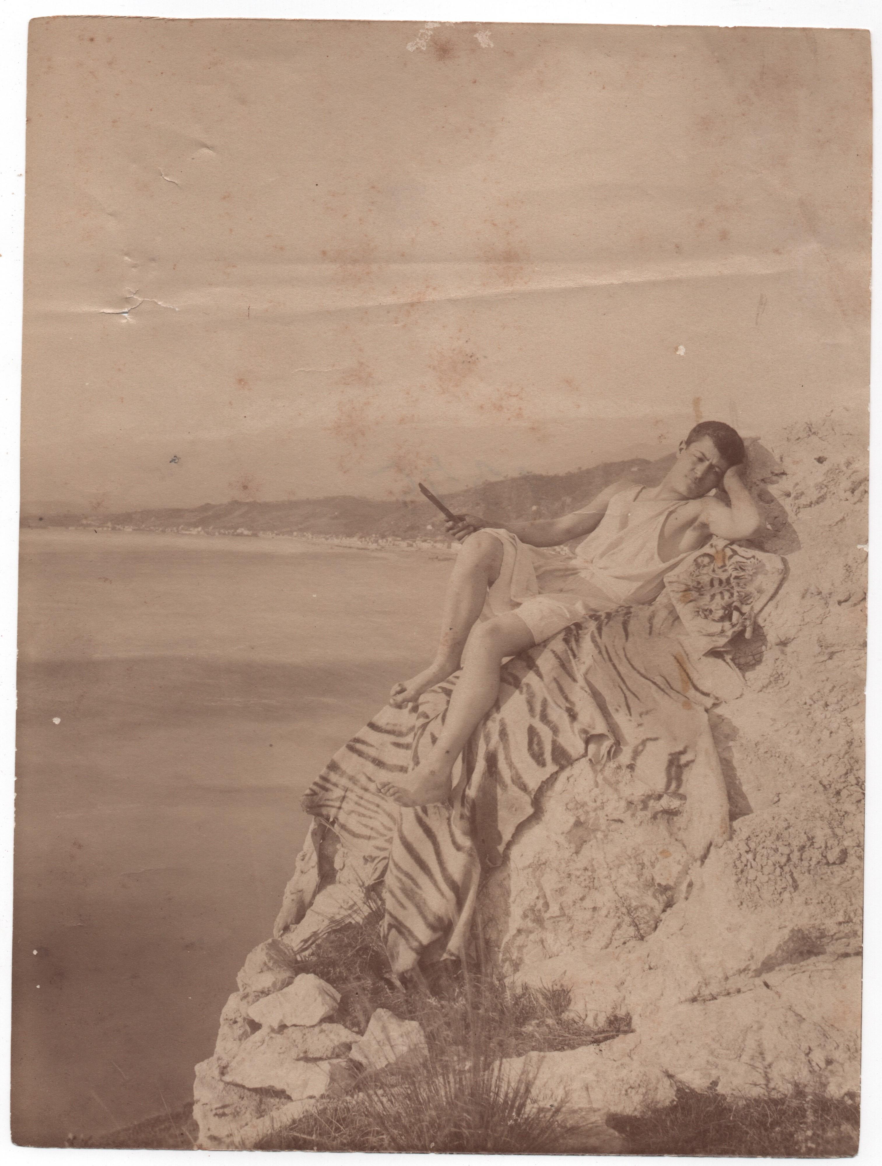 File:Gloeden, Wilhelm von (1856-1931) - n. 1375 -