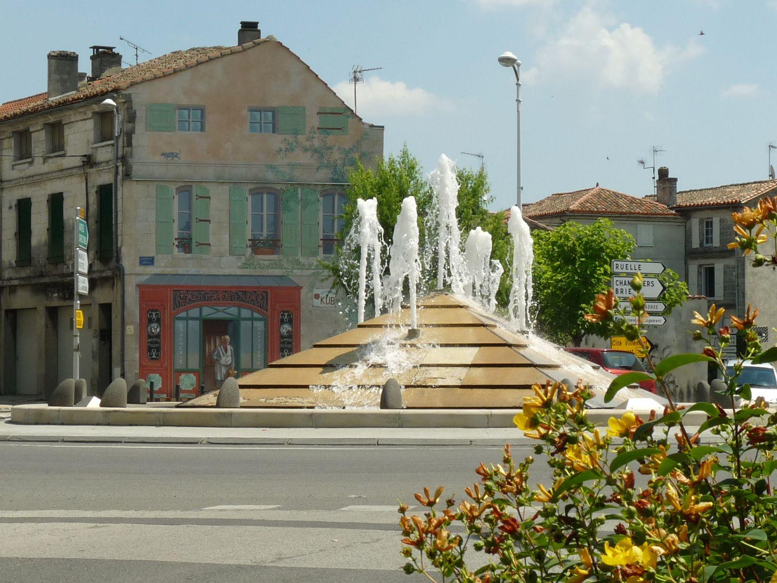 Carrefour du Pontouvre