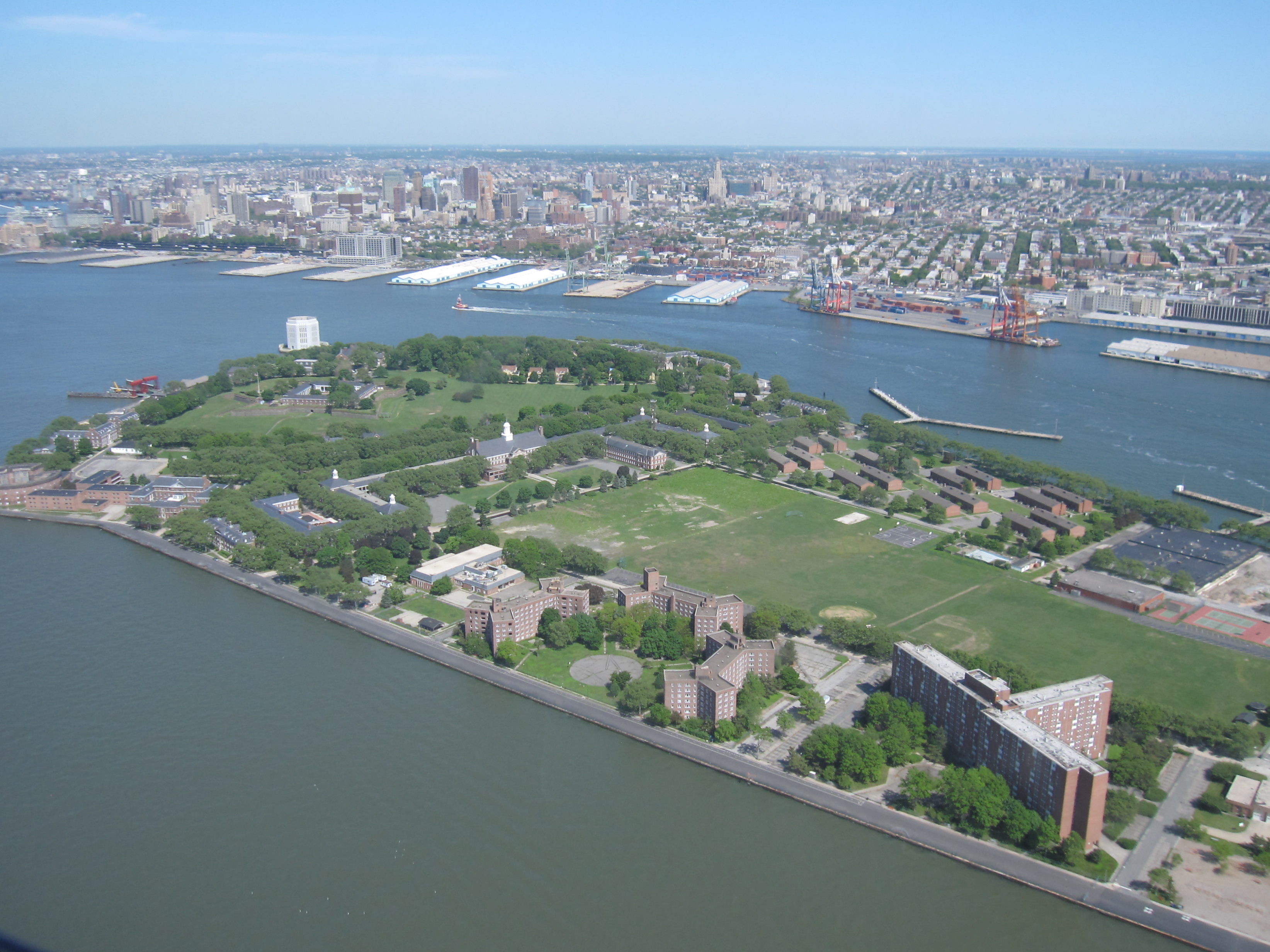 Governors Island Fort