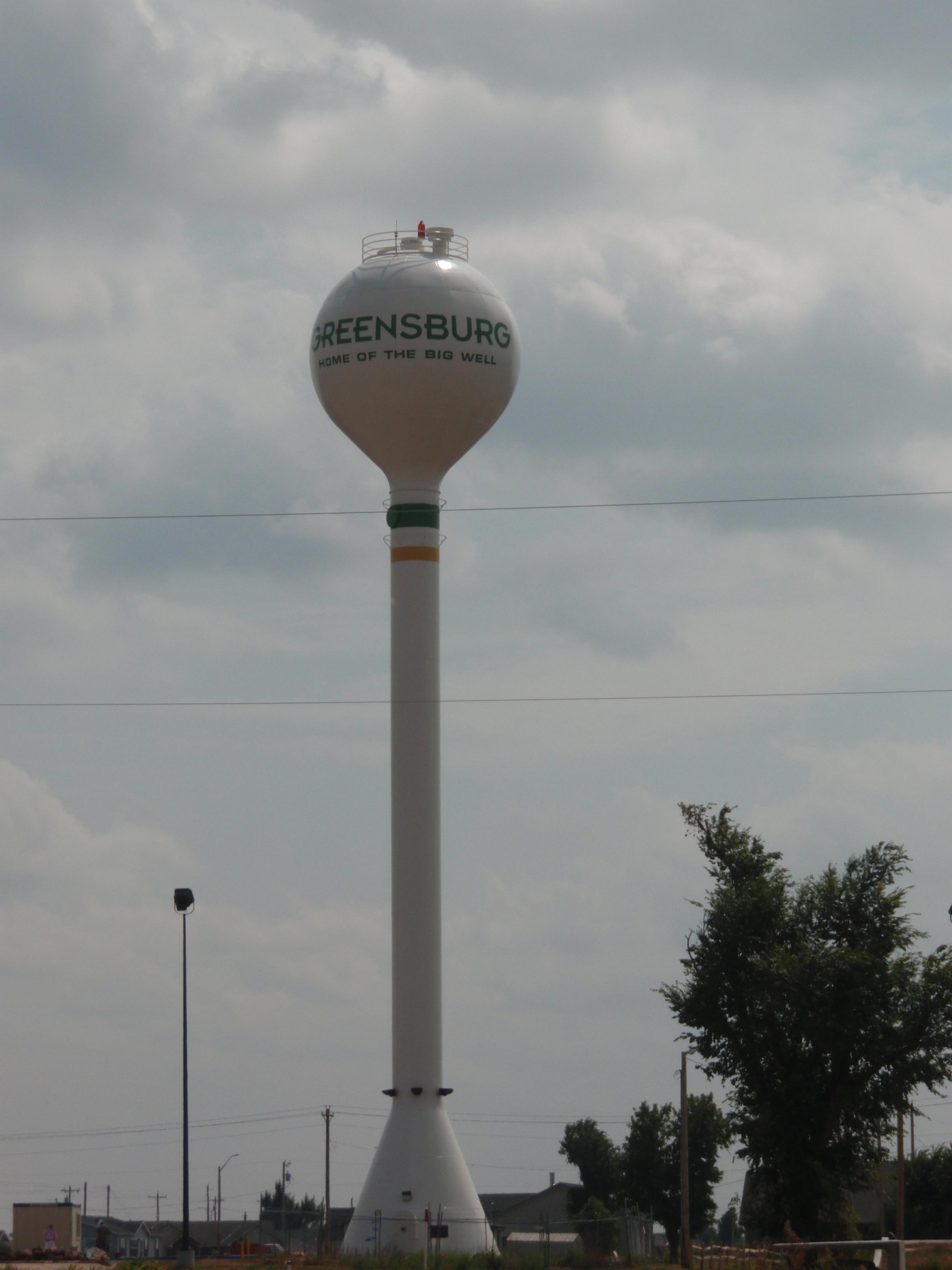 Greensburg (Kansas)