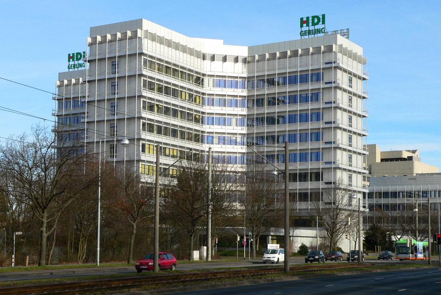 HDI Haftpflichtverband der Deutschen Industrie – Wikipedia