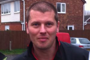Lee Harrison British footballer