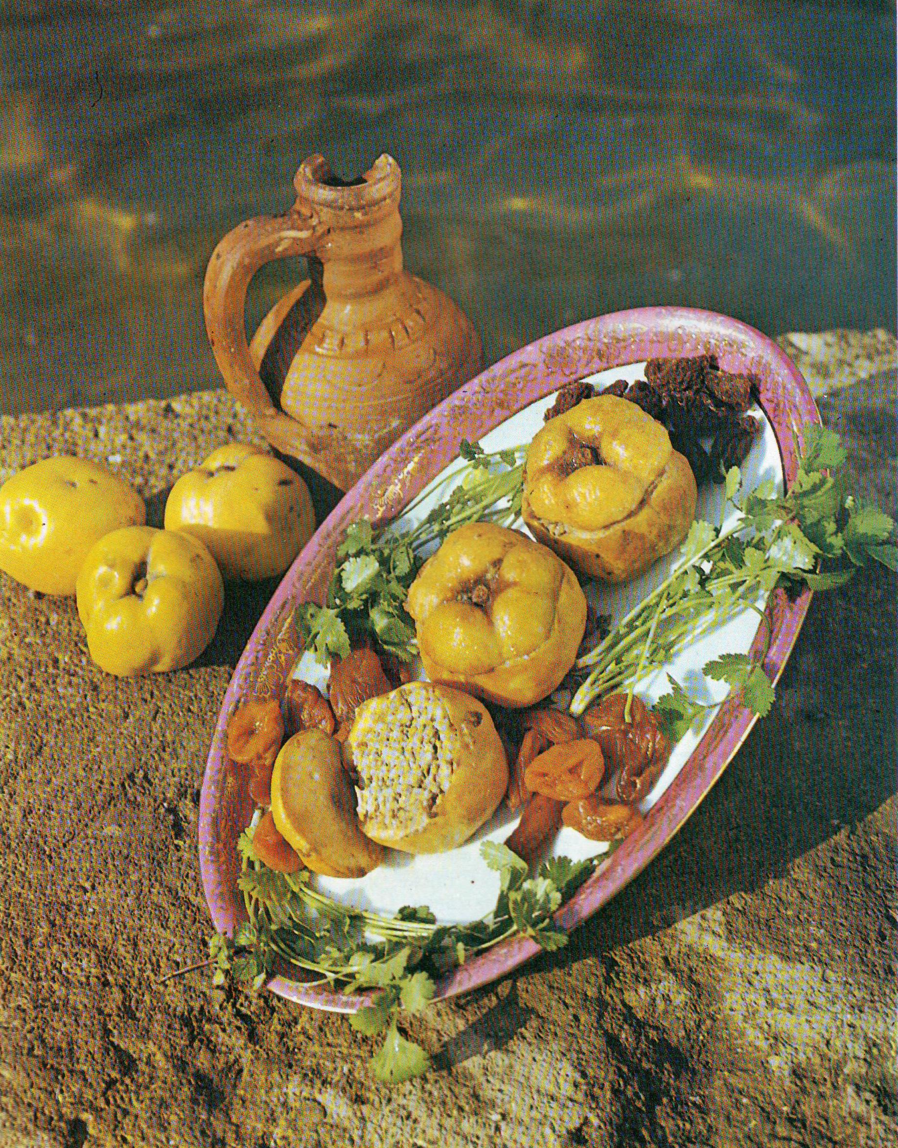 File:Heyva dolması Azerbaijani cuisine.jpg - Wikimedia Commons