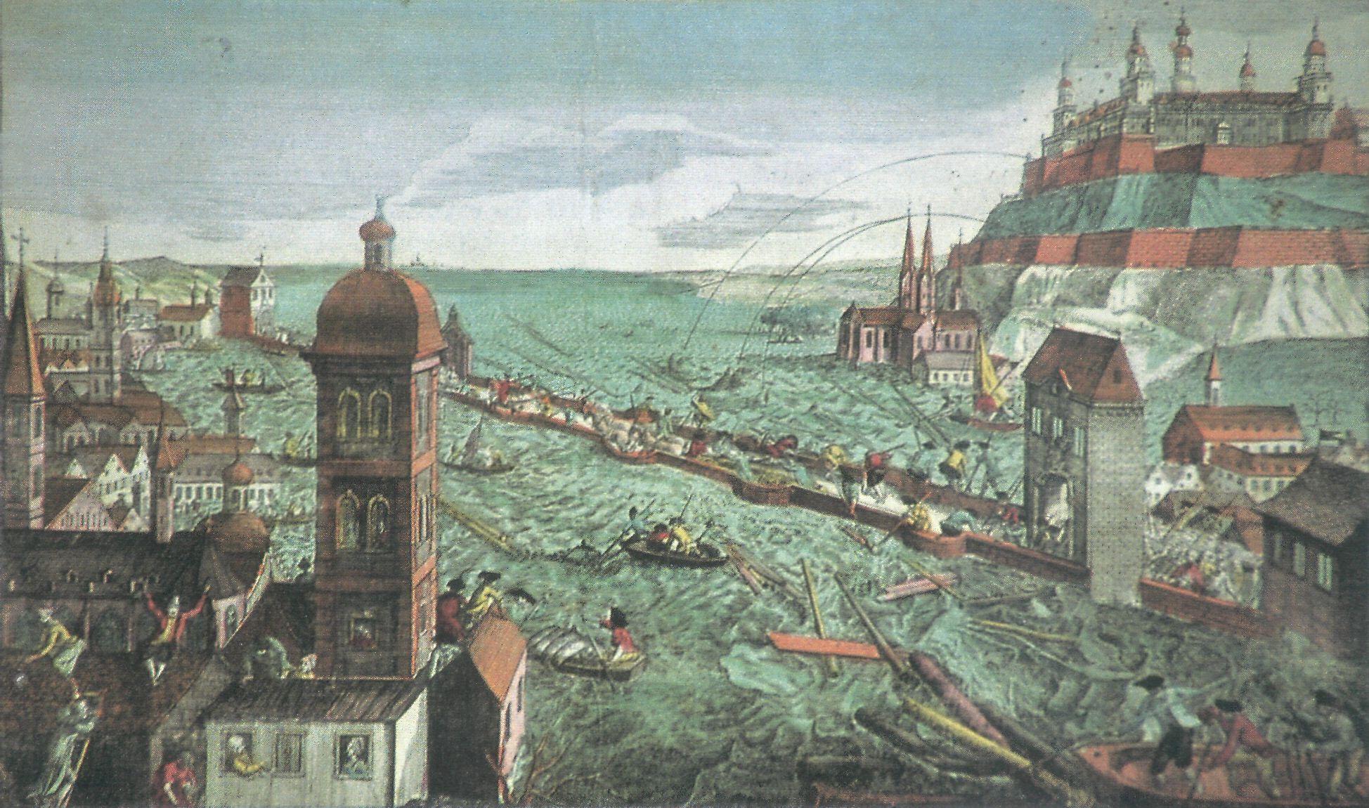 File:Hochwasser in Würzburg, 1784.jpg