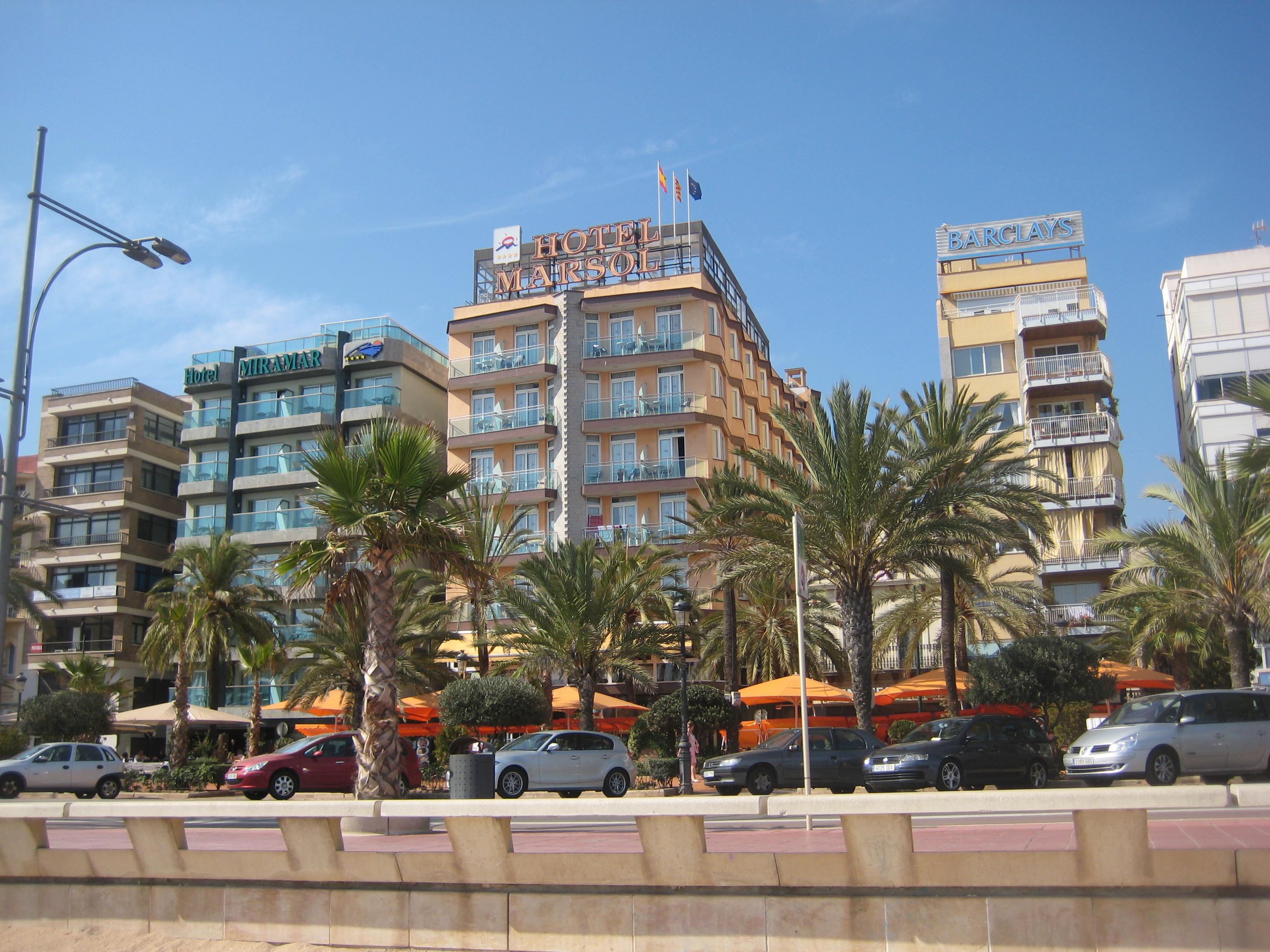 Hotels In Nerja On The Beach