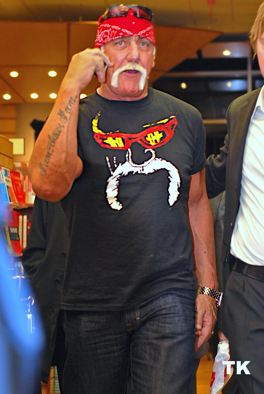 Hulk Hogan Toronto