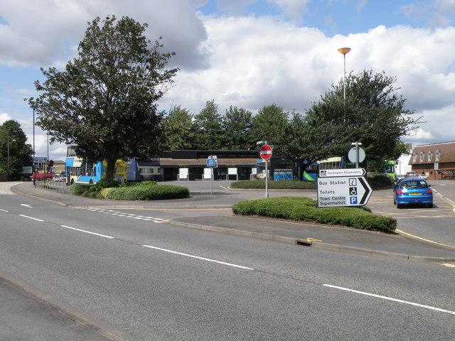 Huntingdon United Kingdom  city photos : Huntingdon Bus Station Huntingdon, United Kingdom