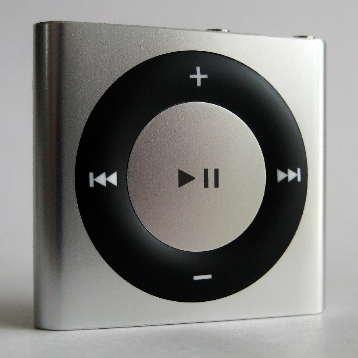 ipod shuffle 3rd generation how to use