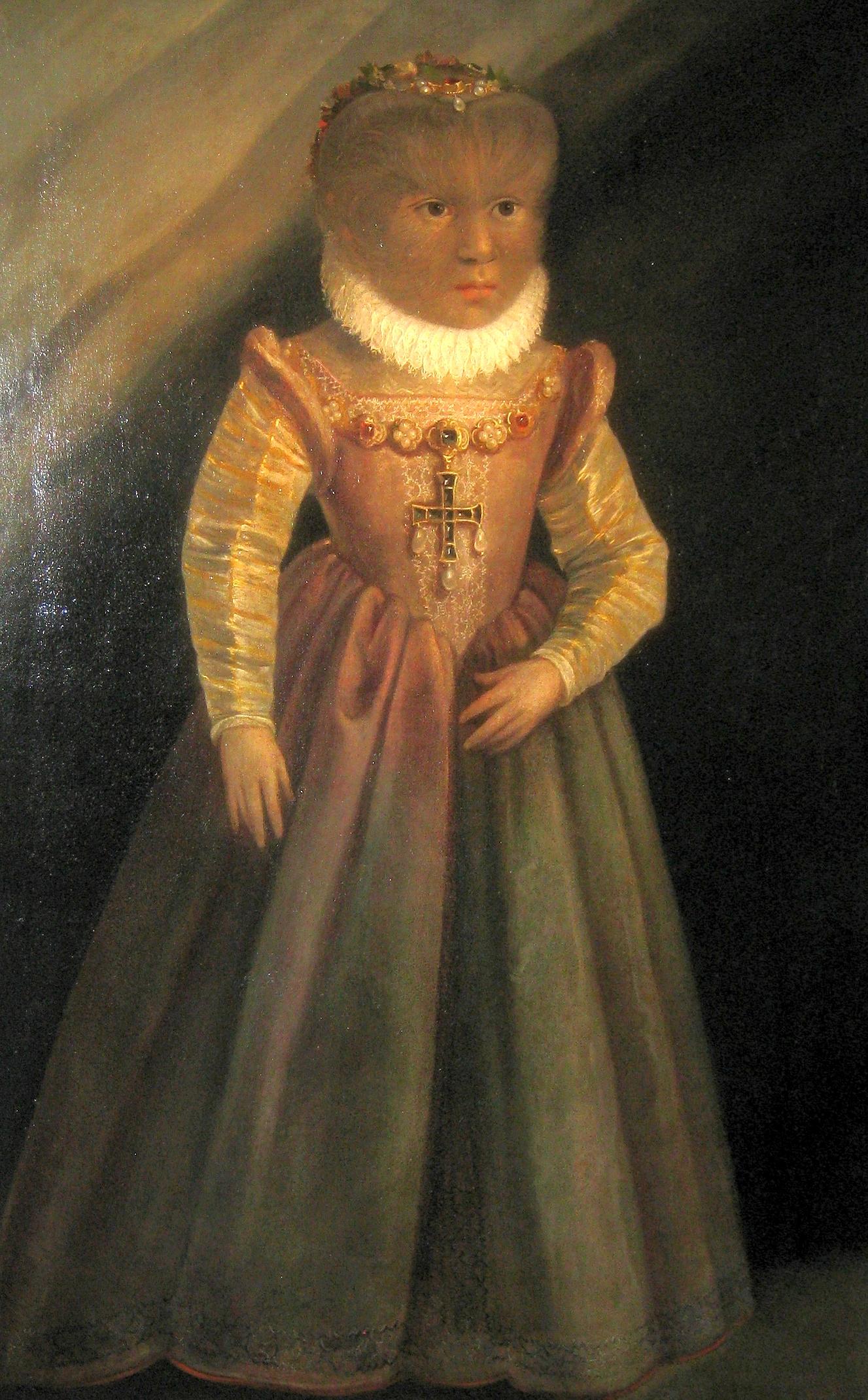 Pedro Gonsalvus