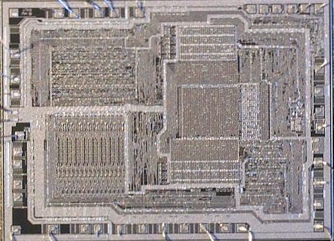Intel 8085 wikipedia for Architecture 8085 microprocessor